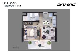 1 bedroom apartment floor plans vita 1 bedroom apartment type 3 floor plan