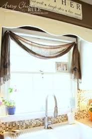 Simple Kitchen Curtains by 15 Wonderful Diy Ideas To Upgrade The Kitchen 15 Window