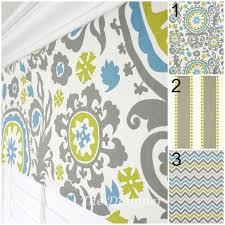 Blue Valance Curtains Best 25 Kitchen Valances Ideas On Pinterest Kitchen Valence