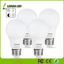 led light bulb with dusk to dawn sensor china led dusk to dawn bulb sensor light bulb 6w a19 led warm white