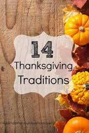 thanksgiving thanksgivingons nine ideas for families