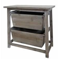 table cuisine tiroir meuble de rangement table de nuit 罌 2 tiroirs range fruits l罠gumes