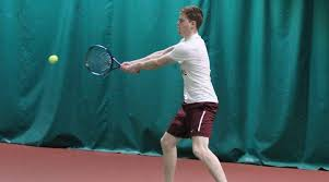 s tennis splits pair of matches on day one of trip