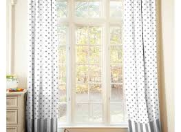 Grey White Striped Curtains Black And White Striped Curtains Eulanguages Net