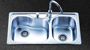 Kitchen Sink Stainless Steel by Amazing Stainless Steel Double Bowl Sink Stainless Steel Double