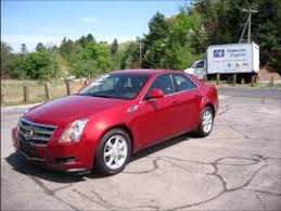 2008 cadillac cts awd review 2008 cadillac cts start up engine review