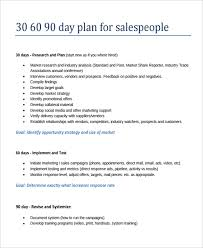 30 60 90 business plan template 20 30 60 90 day action plan
