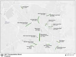 Dixie State University Map 2017 Transportation Bond Includes Downtown Projects