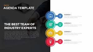 keynote themes compatible with powerpoint agenda powerpoint and keynote template slidebazaar