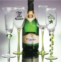 favors for class reunions class reunion favors custom glasses class reunion favors