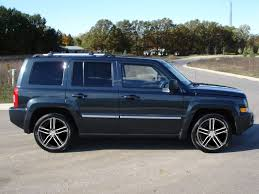 2008 jeep patriot rims i m in with these rims jeep patriot forums