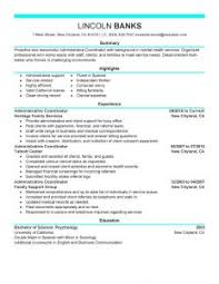 resume template sample ministry student and internship examples