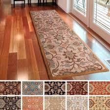 orange runner rug rugs decoration