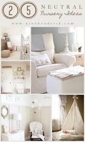 25 neutral nursery ideas soft and classic decor inspiration