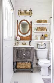 Ideas Small Bathrooms 13 Quick And Easy Bathroom Organization Tips Small Bathroom