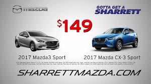 mazda cx 9 deals sharrett mazda deals april 2017 youtube
