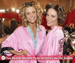 victoria u0027s secret model beauty tips scripto
