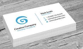 generic business card template 55 creative business card templates