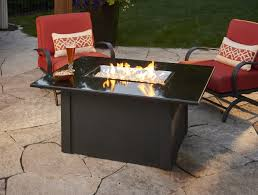 napa valley crystal fire pit table greatroom grandstone crystal fire pit table with napa valley black