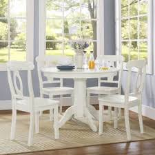 dining room sets white white kitchen dining room sets for less overstock com