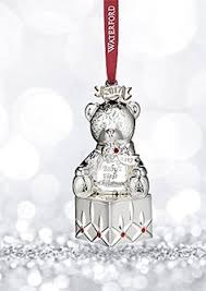 waterford 2017 baby s ornament 2017