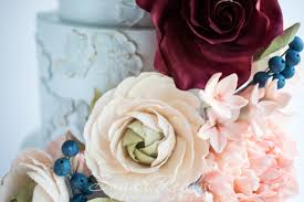 cincinnati wedding cakes sugar realm fall wedding cake in