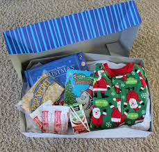 kids christmas eve box tradition christmas eve candy canes and