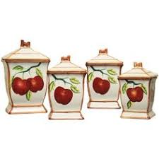 apple canisters for the kitchen country originals kalalou cacti canisters set of 3 11 390