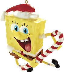 carlton cards heirloom spongebob squarepants ornament