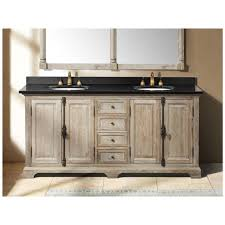 72 Bathroom Vanity Double Sink by 19 Best Weathered Wood Bathroom Vanities Images On Pinterest