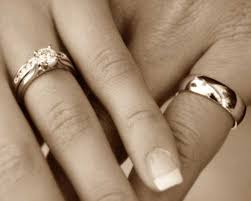 wedding rings in wedding rings for women on finger