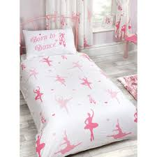 Ballerina Crib Bedding Pink Slhouette Ballerina Bedding Crib Toddler Or Duvet