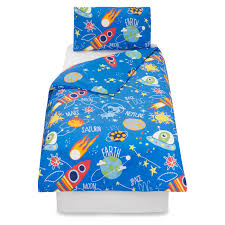 space dog toddler bedding range toddler bedding george at asda