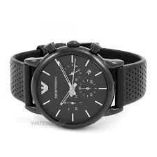 men u0027s emporio armani chronograph watch ar1737 watch shop com