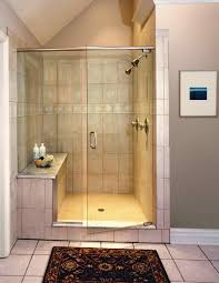 glass doors archisesto chicago ada bathroom walkin shower floor