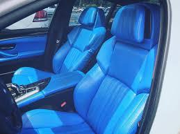 bmw blue interior bmw m5 blue and black interior custom auto addiction interiors