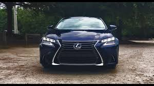 lexus awd or rwd 2017 lexus gs350 rwd luxury package youtube
