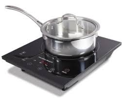 Portable Induction Cooktops Reviews Hamilton Beach 34102 Portable Induction Cooktop Review