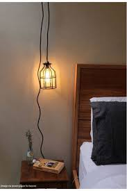 plug in lights for bedroom awesome best 25 plug in pendant light ideas on pinterest plug in in
