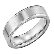 Platinum Comfort Fit Wedding Band Tungsten Carbide 6mm Comfort Fit Wedding Band Sam U0027s Club