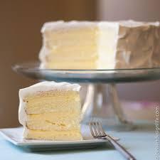 lemon chiffon cake with easy costco cheesecake mousse
