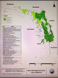 Crystal River Florida Map Department Of Environmental Protection Jacqui Thurlow Lippisch