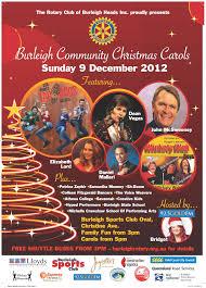 where are christmas carol events on the gold coast gold coast