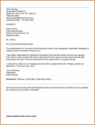 4 job application for hr clerk budget template letter