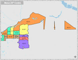 Zip Code Map Mesa Az by 987 Area Code Cities Images Reverse Search