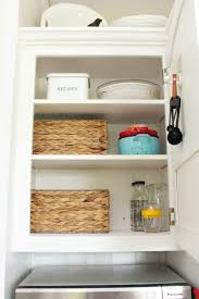 kitchen cabinet with shelves how to organize kitchen cabinets clean and scentsible