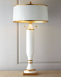 white and gold table lamp no reviews 0 reviews tall and stately