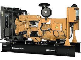 cat olympian generator sets caterpillar