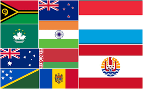 Flags Of The Wrld Top 10 Countries Where You May Spend Most Money In One Visit