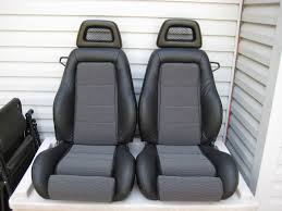 fox mustang seats re upholster factory seats with gt svo upgrade replayman s 91